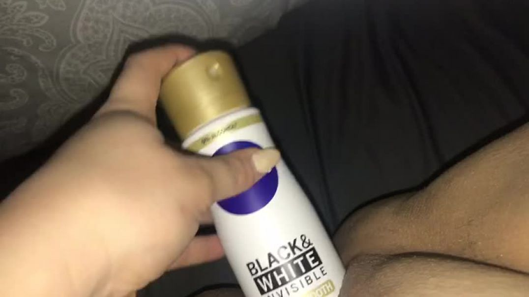 Finally a little looser to fuck her deo can